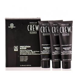American Crew farba 5-6 3x40ml